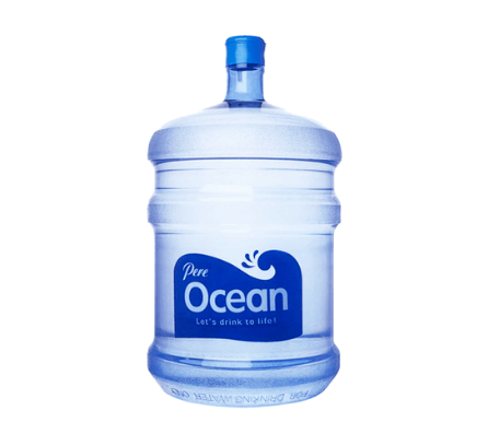 Gallon Bottled Mineral Water