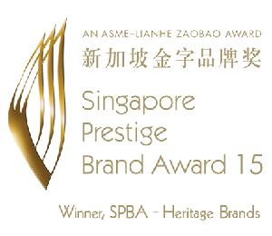 Pere Ocean Singapore Prestige Brand Award