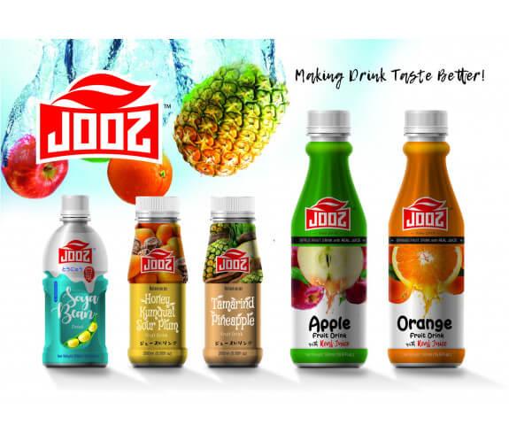 JOOZ Fruit Juice