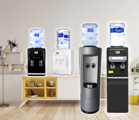 Pere Ocean Water Bottle Dispenser Product Range